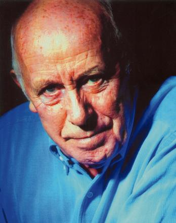 Chosen dog will appear with TV star Richard Wilson