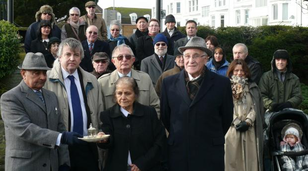 Holocaust victims remembered