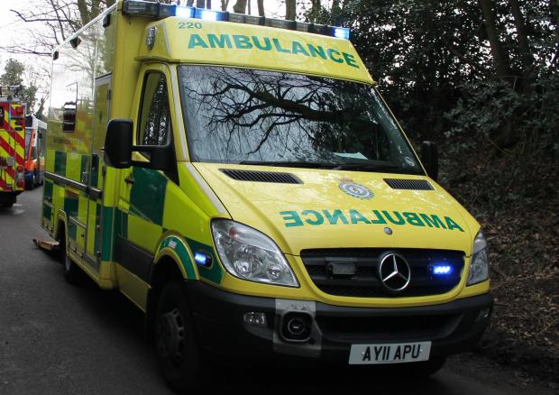 Clacton and Frinton Gazette: New ambulances up and running