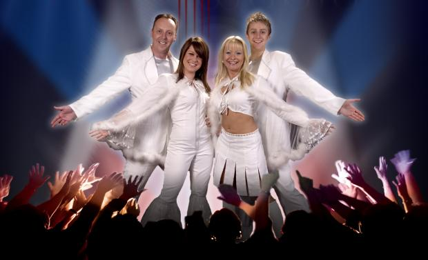 Clacton and Frinton Gazette: Voulez vous have a night with Abba wannabes?