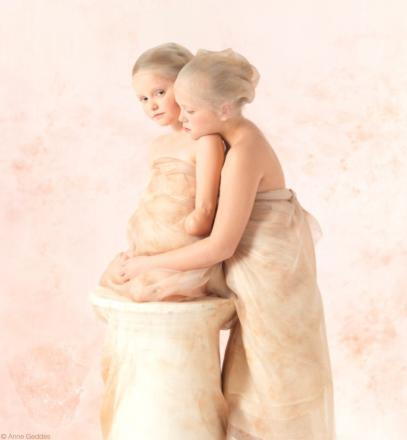 Twins front global meningitis awareness campaign