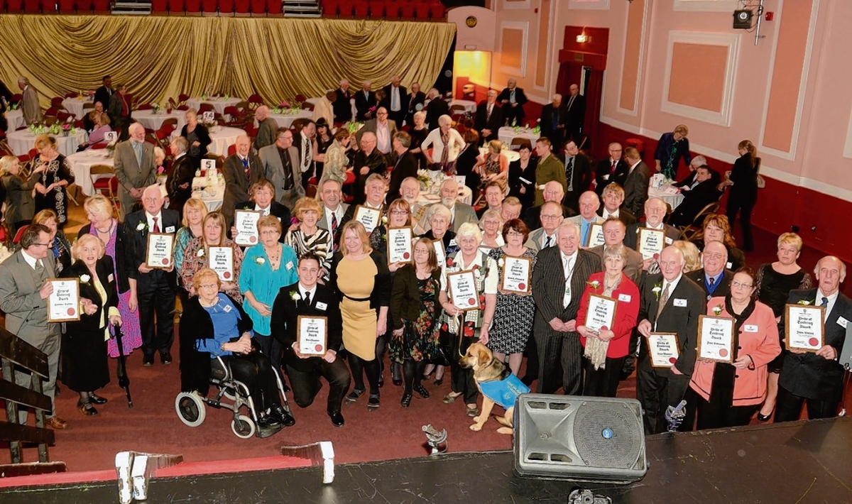 Pride of Tendring Awards celebrate unsung heroes