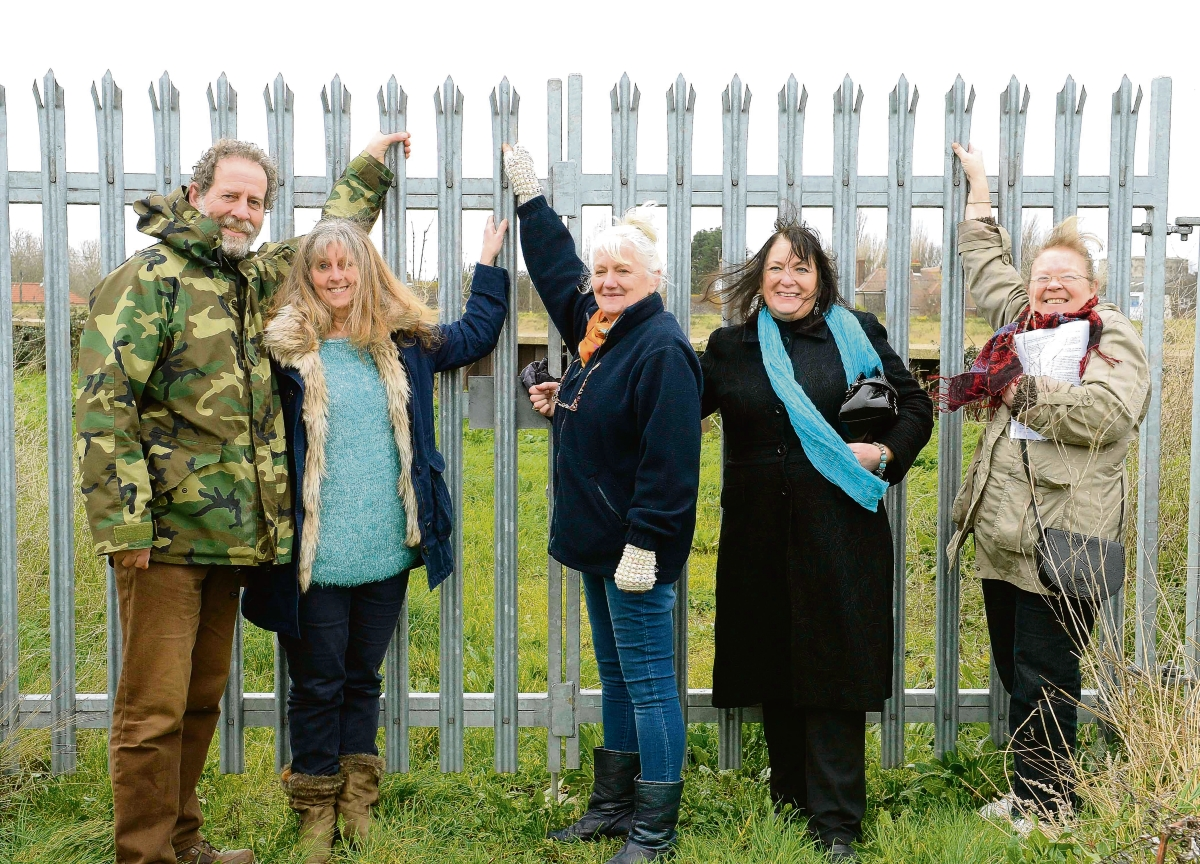 Campaigners win footpath battle