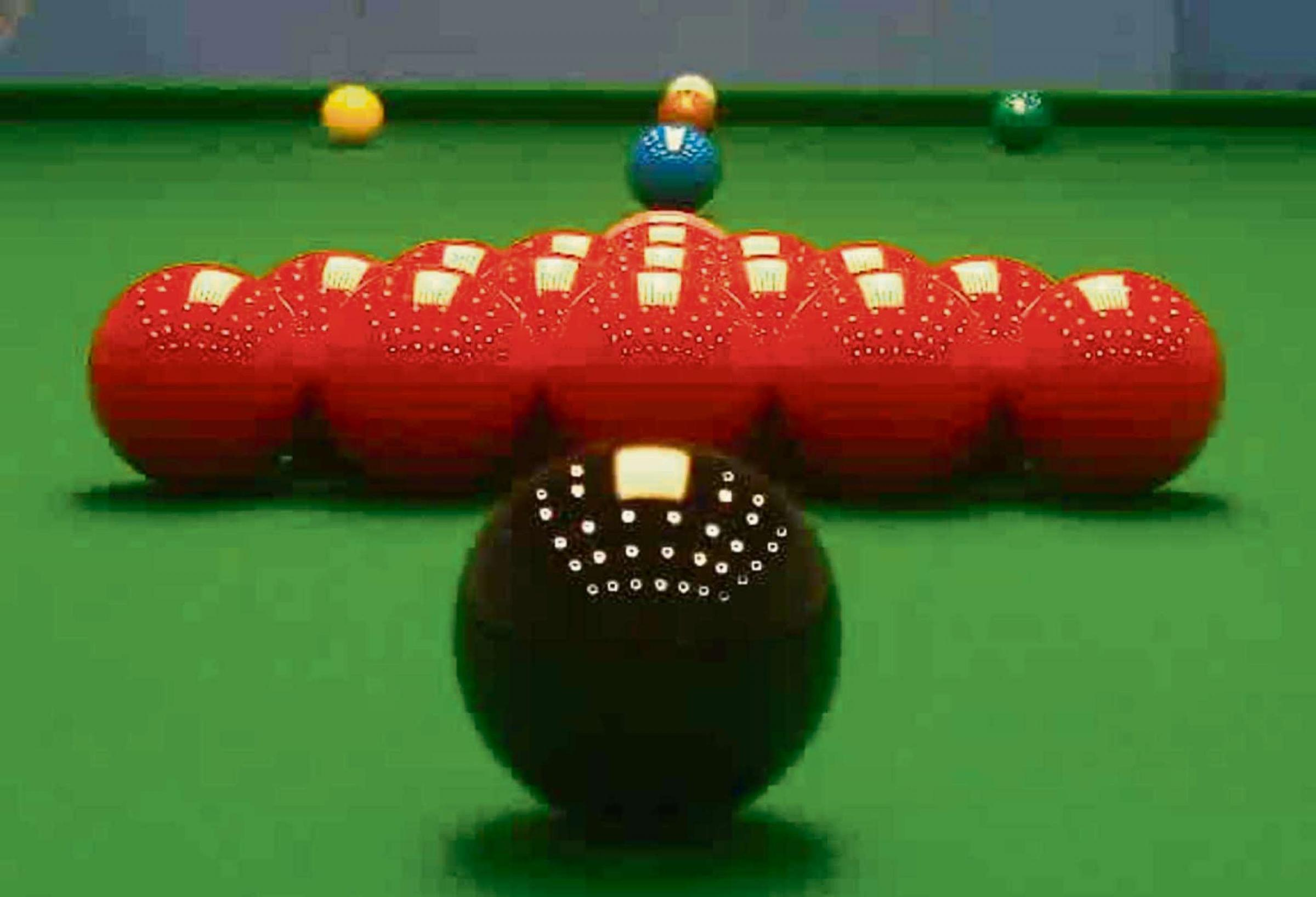 Higgins proves too strong for Clacton snooker pro Alex