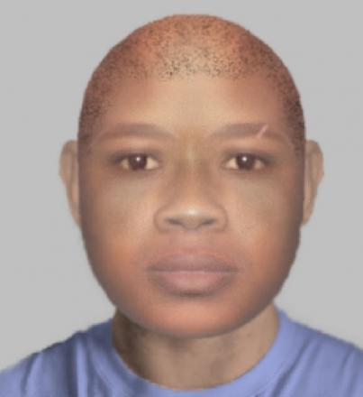 Police issue e-fit of man following robbery