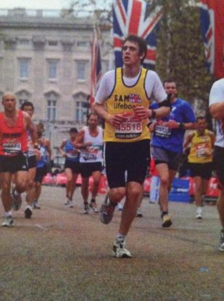 Walton runner to take on London Marathon for charity