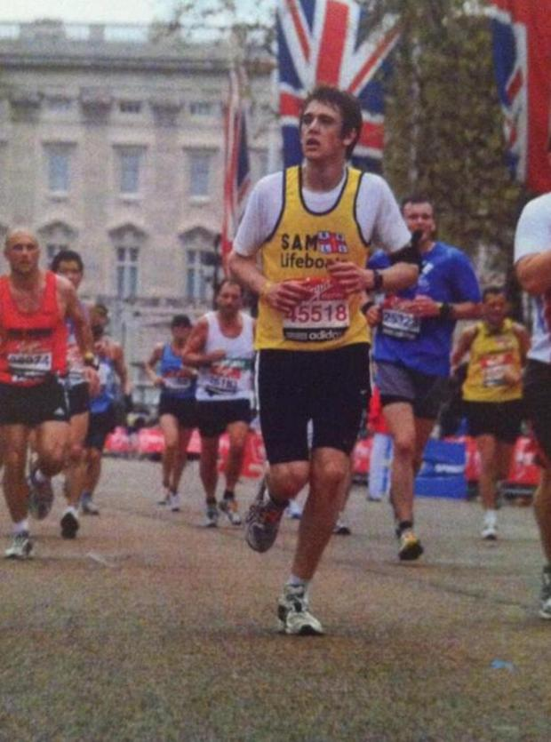 Clacton and Frinton Gazette: Walton runner to take on London Marathon for charity
