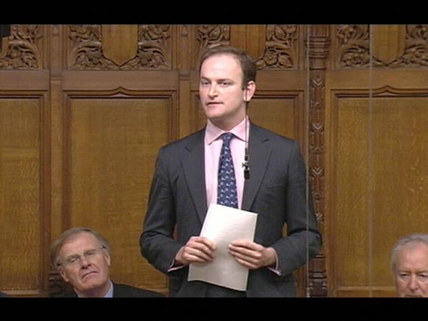 Clacton and Frinton Gazette: MP raises concerns about future of maternity units in Parliament