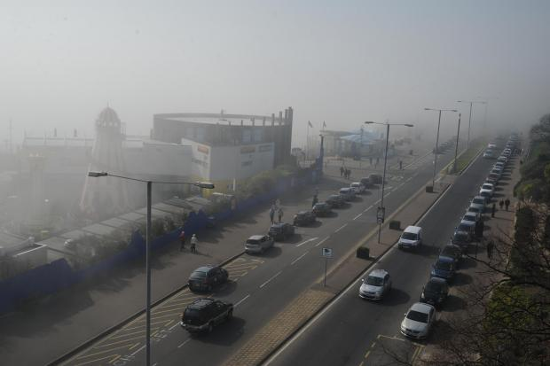 High pollution levels expected to hit parts of Essex