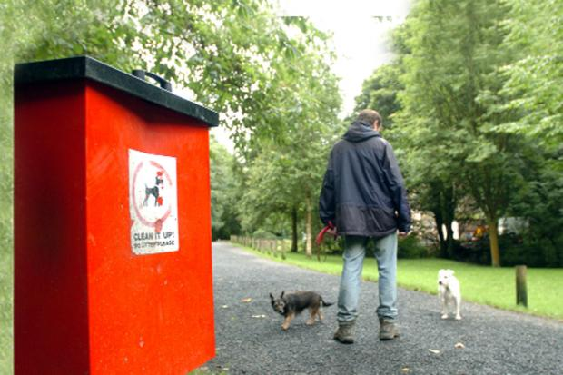 Clacton and Frinton Gazette: Parish councillors see red over irresponsible dog owners
