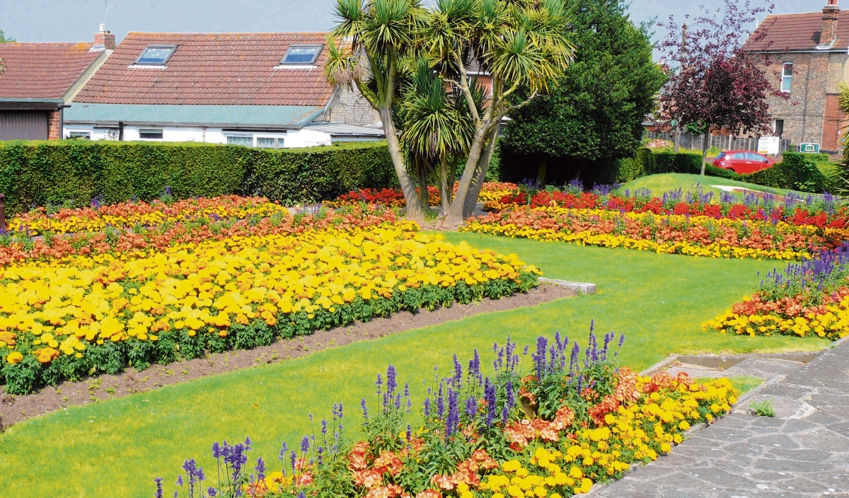 Offenders to help with Walton garden revamp