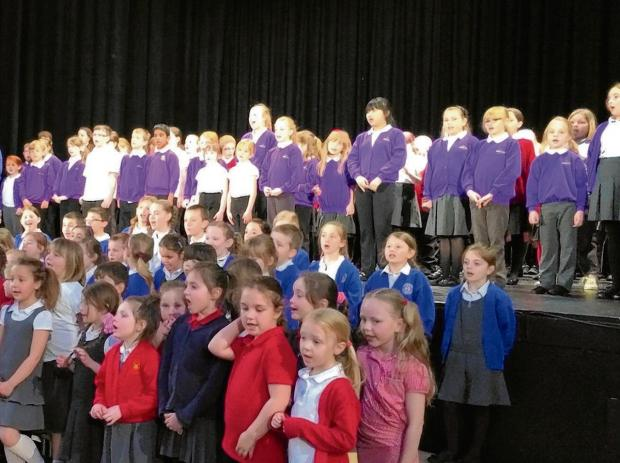 Clacton and Frinton Gazette: Schools join forces for Beatles music showcase