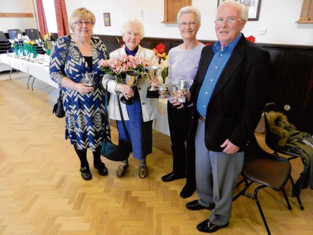Clacton and Frinton Gazette: Dazzling displays at horticultural show