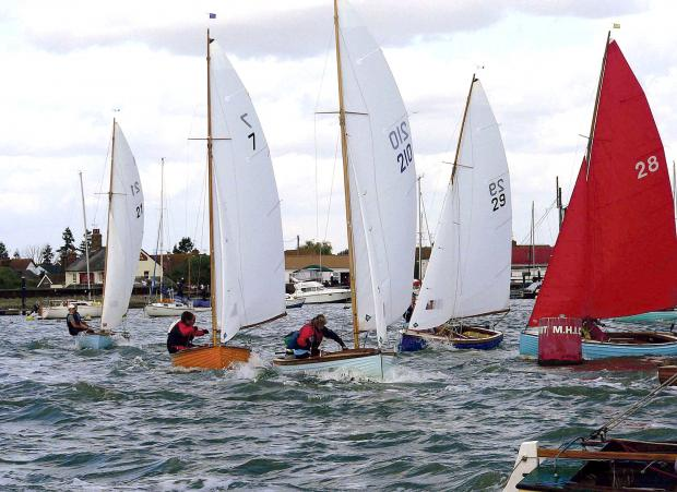 Would-be sailors have a chance to take to the water
