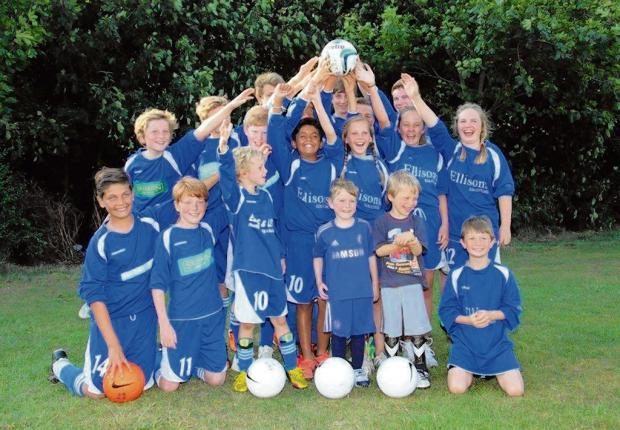 Clacton and Frinton Gazette: Youth football club celebrates game-changing lease
