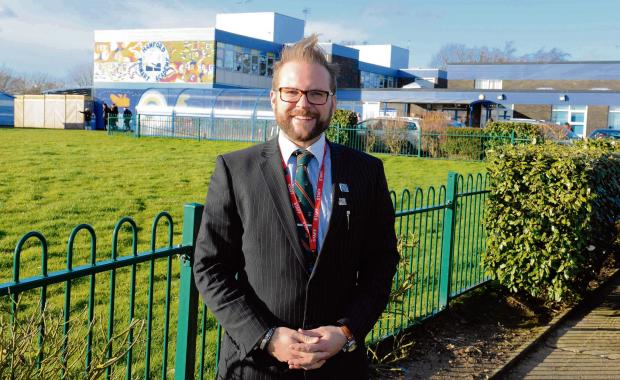 Clacton and Frinton Gazette: Walton principal in top headteacher final three