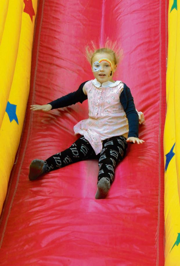 Clacton and Frinton Gazette: Bouncy castle fun day raises cash for school trips