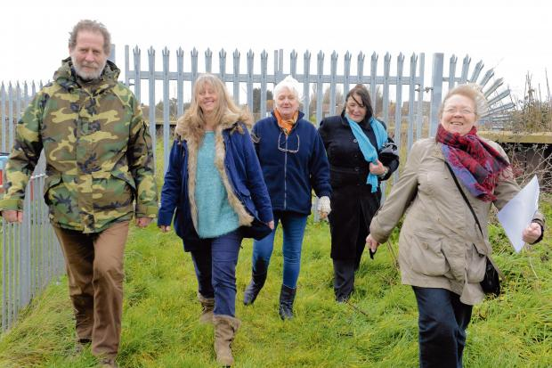 Walton Conservation Group campaigners given hope