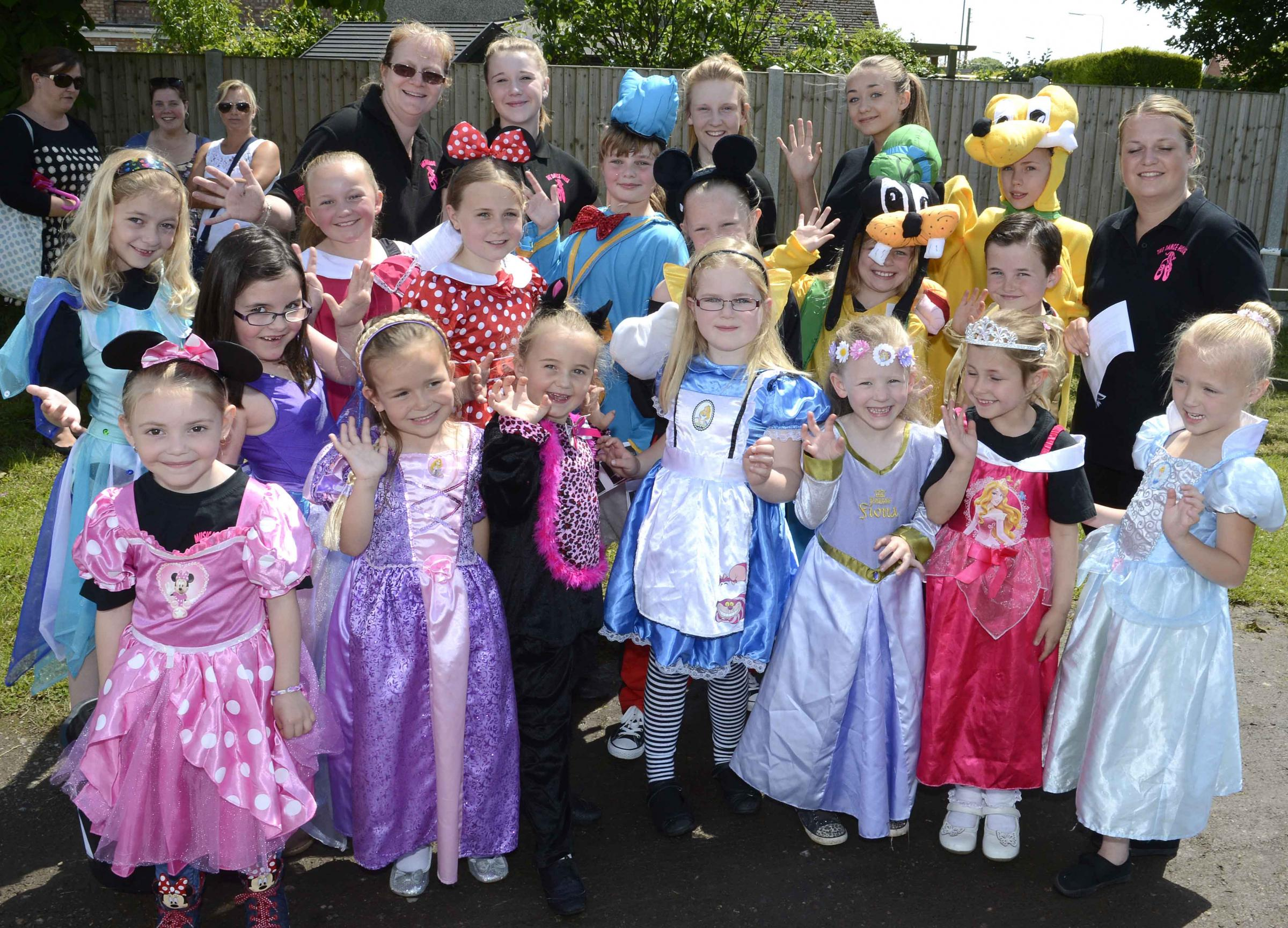 Little Clacton carnival picture special in tomorrow's Clacton Gazette