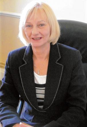 Lynda McWilliam, Tendring Council cabinet member, urges residents to sign up to safety scheme.