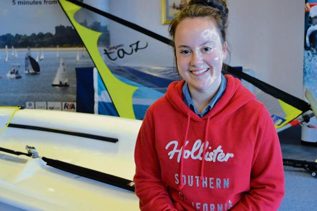 Disabled Clacton teen wins boat grand prize