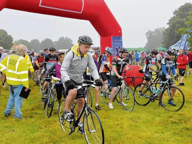 Annual cycling event to boost hospice funds