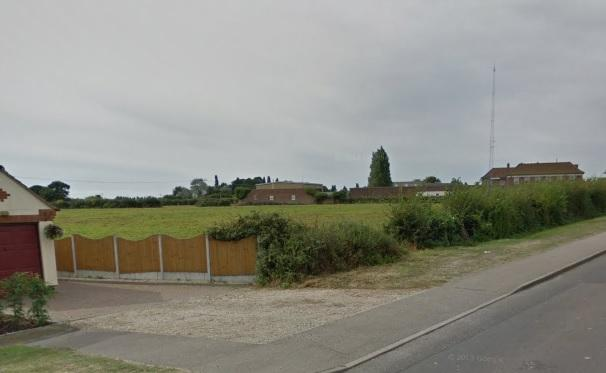 Villagers angry at plan for 20 homes at farm site