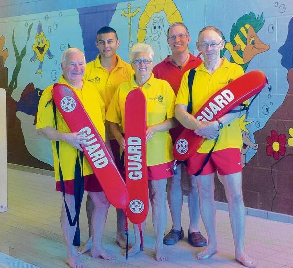 Clacton and Frinton Gazette: Walton lifeguards crowned best in country