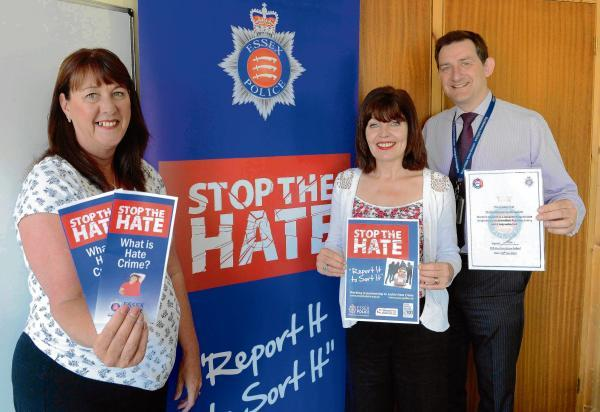New centre to tackle hate crime trend in Clacton