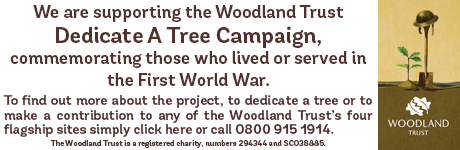 Clacton and Frinton Gazette: Woodland Trust