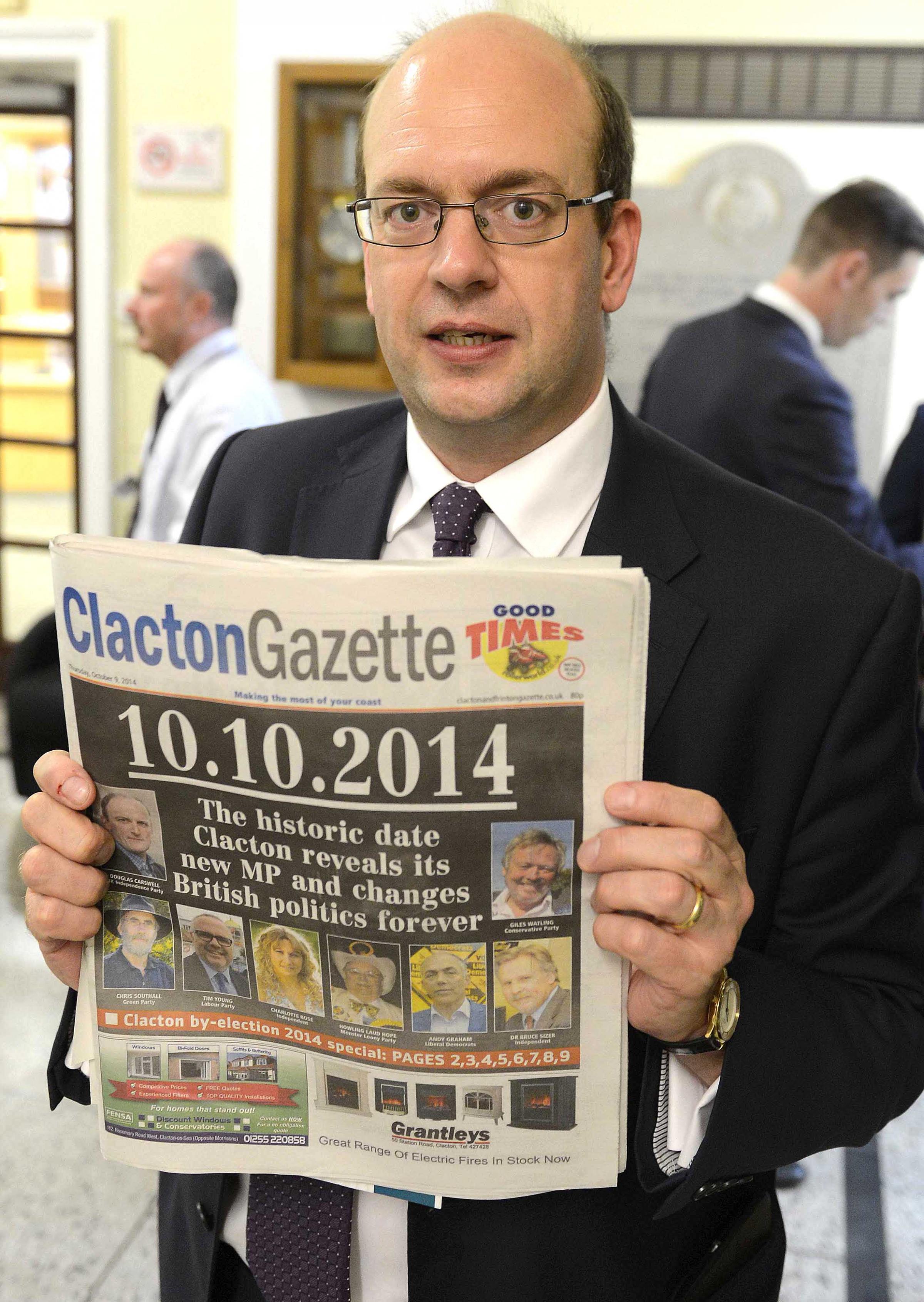 Clacton frinton gazette dating