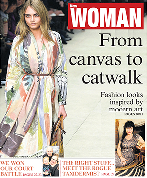 Clacton and Frinton Gazette: Gaz New Woman 17 11 14