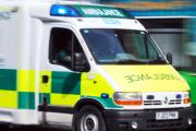 Electrician in hospital after suffering electric shock