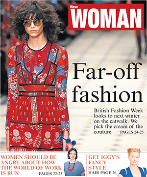 Clacton and Frinton Gazette: Gazette New woman 3rd march 2015