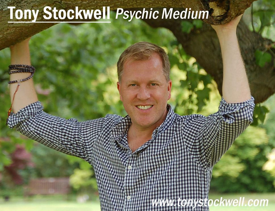 Tony Stockwell - An Evening of Mediumship