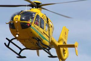Man airlifted to hospital with serious injuries after Clacton crash