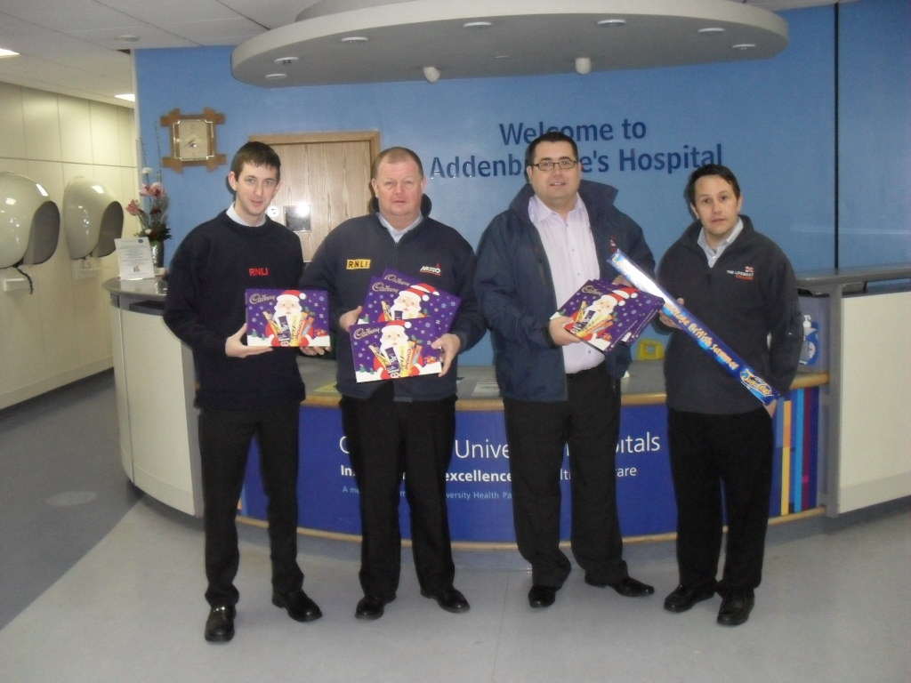 Rnli xmas gifts for teens