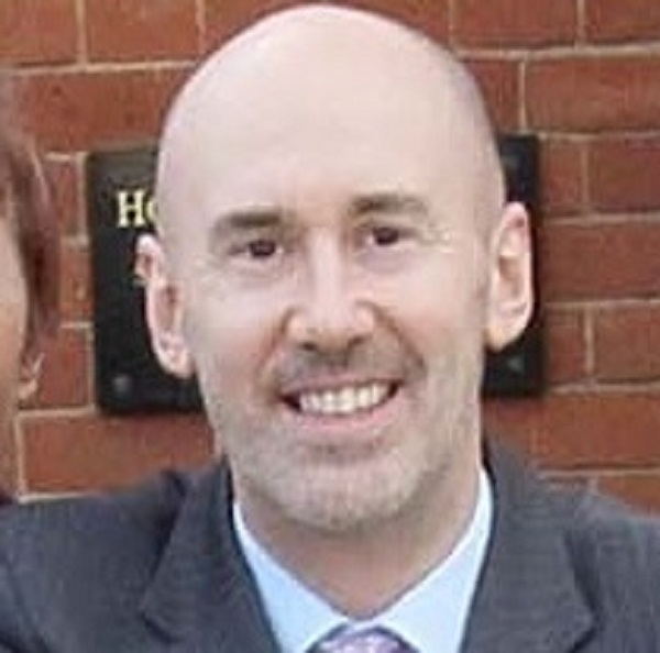 Executive headteacher Anthony Welch - 4539005