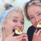 Clacton and Frinton Gazette: Emma Thompson and sister break court injunction to film Frack Free Bake Off