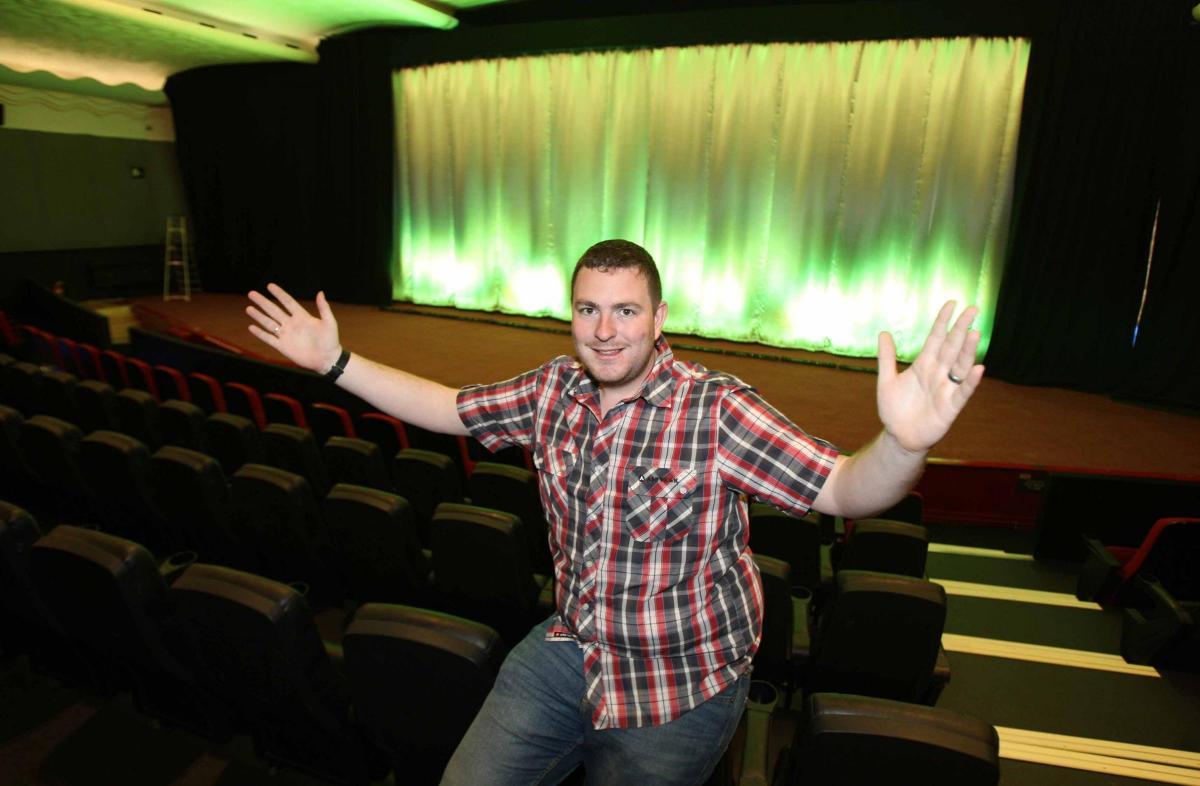 Film fans celebrate huge £500,000 revamp of Clacton's Century Cinema