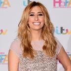 Clacton and Frinton Gazette: 'I couldn't eat': Stacey Solomon opens up about anxiety over her weight