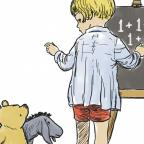 Clacton and Frinton Gazette: Parents are 'over-organising' children, says Winnie-the-Pooh writer