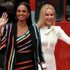 Clacton and Frinton Gazette: Britain's Got Fashion! Alesha Dixon and Amanda Holden have BGT style-off