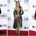 Clacton and Frinton Gazette: People's Choice Awards fashion: J.Lo, SJP and Blake Lively - who stunned and who should sack their stylist?