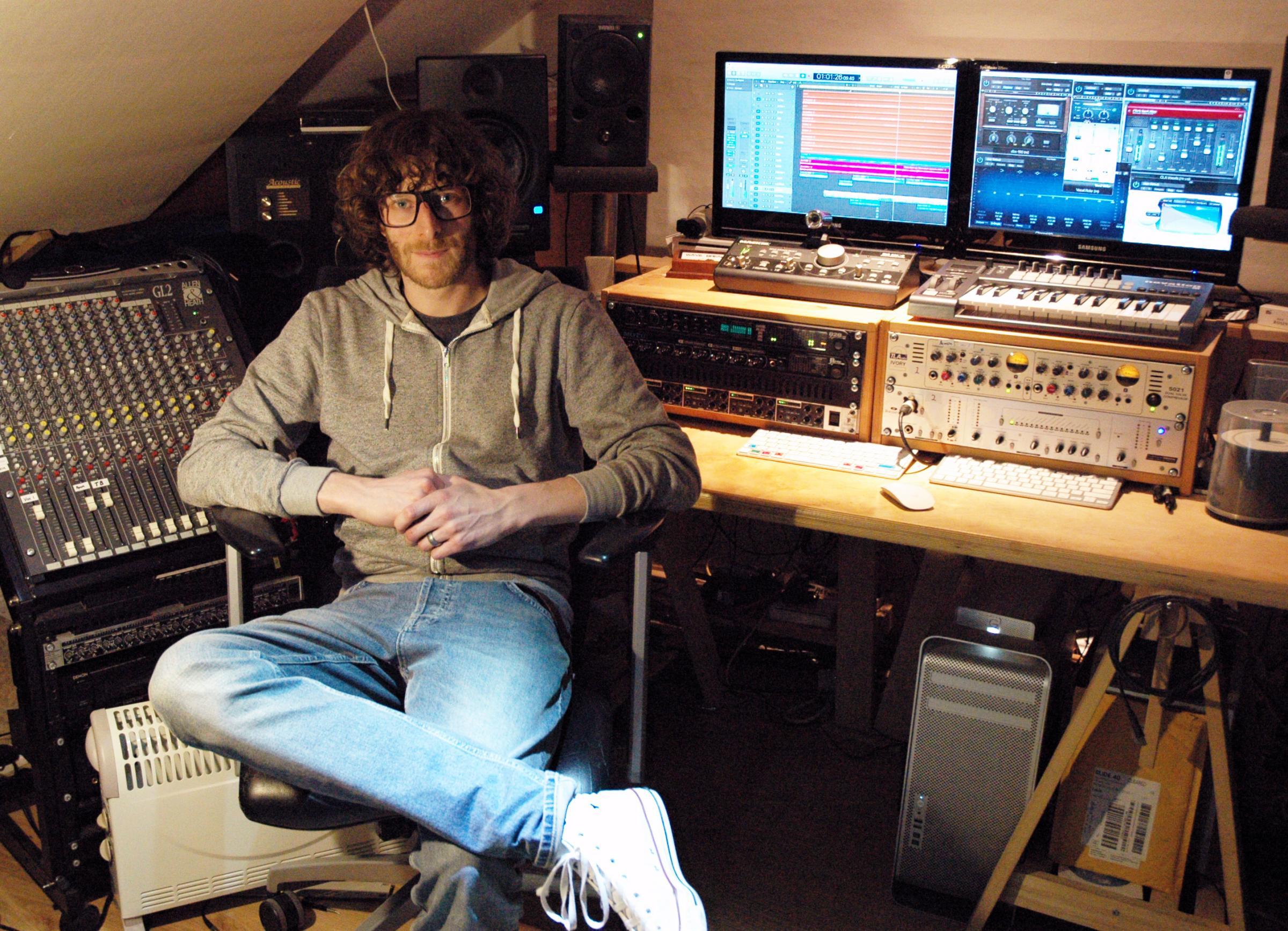 Fascinating Ideas Design Recording Studio Design | Joy Studio ...