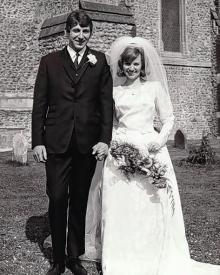 Sue and Brian Hollingworth