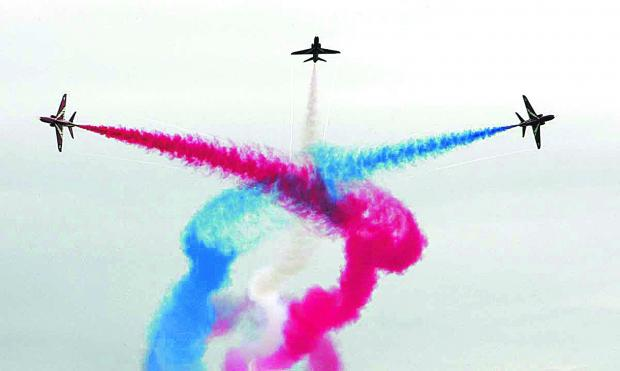Clacton air show cashing in on rival event cancellations