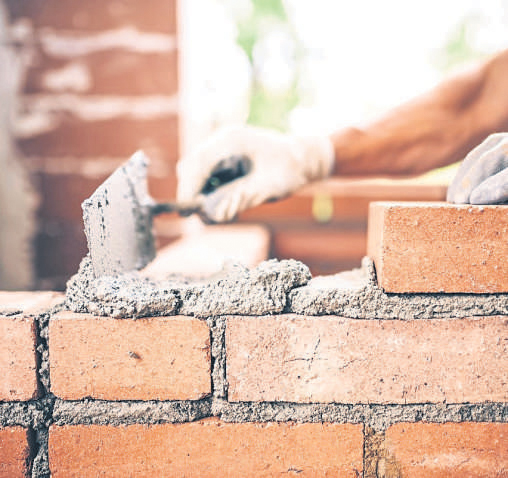 All you need to know about being a bricklayer