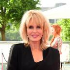 Clacton and Frinton Gazette: Joanna Lumley urges people to 'look out for widows' as she backs charity drive
