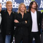 Clacton and Frinton Gazette: The heat is on for Foo Fighters at Glastonbury, says drummer Taylor Hawkins
